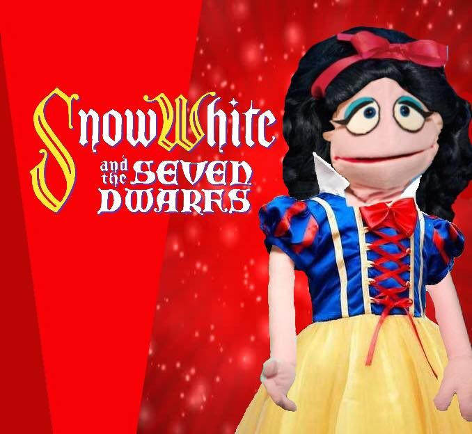Snow White Stitched Up